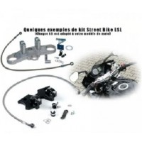 HONDA 600 CBR 750 VFR KIT TRANSFORMATION STREET-BIKE HONDA 600 CBR-1987/90-750 VFR-1986/87-447100