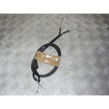 YAMAHA-900-DIVERSION-CABLES-ACCELERATEUR-TYPE-4KM-1994-2003