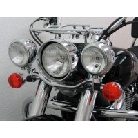 HONDA VT 750 SHADOW C4 SUPPORT BARRE DE PHARES ADDITIONNELS VT 750 SHADOW C4 HONDA TYPE RC50 REF 7400 LH