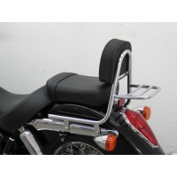 HONDA VT 750 SHADOW C4 CS SISSY BAR PORTE BAGAGE NEUF HONDA VT 750 SHADOW C4 CS TYPE RC50 REF 7390 RG