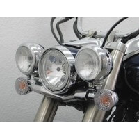 YAMAHA XVS 950 MIDNIGHT STAR SUPPORT BARRE DE PHARES ADDITIONNELS XVS 950 MIDNIGHT STAR YAMAHA REF 7604 LHB