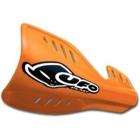 KTM EXC GS MX SX 125 250 300 360 400 PAIRE DE PROTEGES MAINS OUTDOOR UFO KTM EXC GS MX SX 125 250 300 360 400-1993/97-78560952