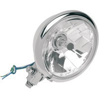 UN PHARE ADDITIONNEL NEUF CHROME 14.5 cm-DS-280008
