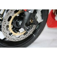 TRIUMPH 1050 SPEED TRIPLE / TIGER - PROTECTIONS DE FOURCHE R&G RACING- FP0032BK