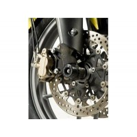 TRIUMPH 800 TIGER-11/19 - PROTECTIONS DE FOURCHE R&G RACING-FP0099BK
