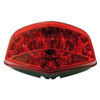 DUCATI 600 620 695 750 800 900 916 S2R S4R S4RS 1000 MONSTER FEU ARRIERE + CLIGNO INTEGRES LEDS -322035