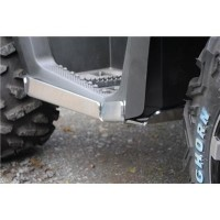 CAN AM OUTLANDER 650 800 MAX-2006/13 PROTECTION DE MARCHE PIEDS AXP ALU-4416029