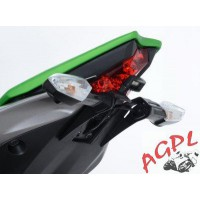 KAWASAKI Z1000-2014- SUPPORT DE PLAQUE R&G Racing NEUF-4450089