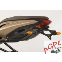 MV AGUSTA 675 BRUTALE-12/14-800 BRUTALE-13/14-SUPPORT DE PLAQUE R&G-443975