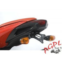 MV AGUSTA 675 F3-11/14-SUPPORT DE PLAQUE R&G-443507