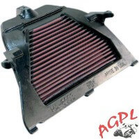 HONDA 600 CBR-F4-99/00-FILTRE A AIR COMPETITION KN NEUF-HA6099
