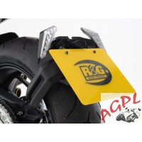 MV AGUSTA F4 1000 R-10/11-F4 RR CORSACORTA-11/14-SUPPORT DE PLAQUE R&G-443954