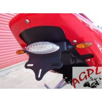 CAGIVA 125 MITO-90/08-SUPPORT DE PLAQUE R&G Racing NEUF-443895