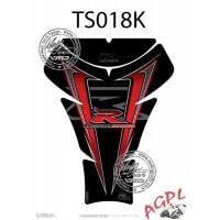SUZUKI GSXR-05/11-PROTECTION DE RESERVOIR-789175