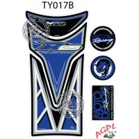 YAMAHA YZF 125 R-08/15-PROTECTION DE RESERVOIR YAMAHA -789129