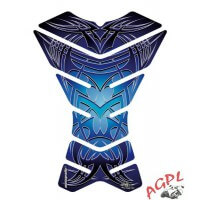 PROTECTION DE RESERVOIR TRIBAL BLEU-789014
