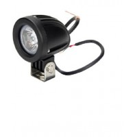 PHARE ADDITIONNEL QUAD-LED 16 W-NOIR-2001-0705