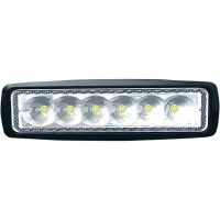 PHARE ADDITIONNEL QUAD-LED 10 W-NOIR-2001-0854