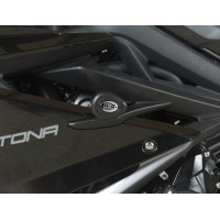 TRIUMPH 675 DAYTONA-06/12- PROTECTIONS TAMPONS NEUF R & G-444687