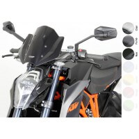 KTM 125-200-390-11/16-BULLE SPORT CLAIRE MRA-5400057