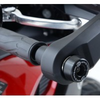 YAMAHA MT09 ABS / STREET RALLY - EMBOUTS DE GUIDON R&G - BE0091BK