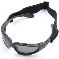 LUNETTES BOBSTER MOTO-SCOOTER-SPORT AND STREET CONVERTIBLE-BSSA001AC