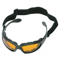 LUNETTES BOBSTER MOTO-SCOOTER-GXR FUMEE-2601-0005