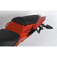 DUCATI -959-1299 PANIGALE-SLIDERS CARBONE COQUE ARRIERE-442348