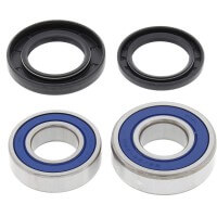 YAMAHA YZ 125 YZ 250-99/16-WRZ 250-98/15-WRF 250-01/15-YZF 250-01/08- KIT ROULEMENTS DE ROUE ARRIERE-776353