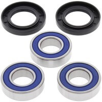 YAMAHA YZ 125-86/98-YZ 250-88/98-WRZ 250-91/97-YZF 400 WRF 400-1998-KIT ROULEMENTS DE ROUE ARRIERE-776336