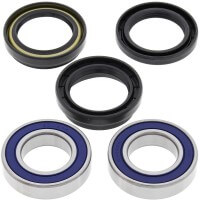 YAMAHA 350-400-450 GRIZZLY-BRUIN-KODIAK-WOLVERINE-GRIZZLY-KIT ROULEMENTS DE ROUE AVANT-776633