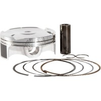SUZUKI 125 GN 125 DR-82/02-KIT PISTON TECNIUM 58 mm-9337D100
