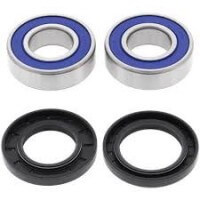 BMW F650 GS-F800-R1200-GS-R-RT-ST-KIT ROULEMENTS DE ROUE AVANT-25-1648