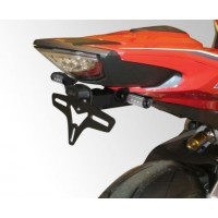 HONDA CBR 1000 RR-12/16-SUPPORT DE PLAQUE R&G Racing-443955