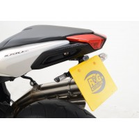MV AGUSTA F4 1000 R-10/15-F4 RR CORSACORTA-11/14-SUPPORT DE PLAQUE R&G-443954