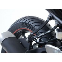 YAMAHA MT125 / MT03-SUPPORT ECHAPPEMENT R&G RACING-446498