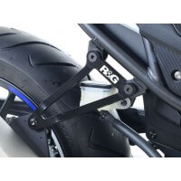 HONDA 500 CB F / X / R -13/15-SUPPORT ECHAPPEMENT R&G RACING-446489