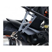 KTM 690 DUKE / R-12/14-SUPPORT ECHAPPEMENT R&G RACING- 446469
