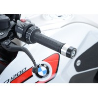 BMW R1200 R-15/17-EMBOUTS DE GUIDON R&G Racing-4450479