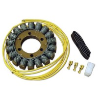 HONDA 500 CB-94/02-STATOR ALTERNATEUR G53