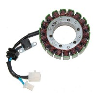 SUZUKI VL 1500 B INTRUDER-98/04-STATOR ALTERNATEUR -013538