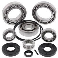 KAWASAKI KRF 750-800 TERYX-08/14-KIT ROULEMENT & JOINTS DE DIFFERENTIEL ALL BALLS-25-2095