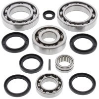 KAWASAKI KVF 350-650-700-KIT ROULEMENT & JOINTS DE DIFFERENTIEL ALL BALLS-25-2062
