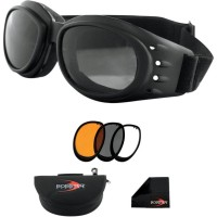 LUNETTES BOBSTER MOTO-SCOOTER-CRUISER 2-BCA2031AC