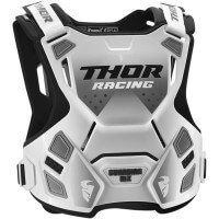 ENFANT PARE-PIERRE MOTO CROSS QUAD GUARDIAN MX THOR BLANC S / M -2701-0859