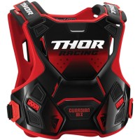 ENFANT PARE-PIERRE MOTO CROSS QUAD GUARDIAN MX THOR ROUGE/NOIR S / M -2701-0857
