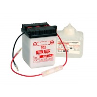 HONDA 125 250 500 XLS-BATTERIE BS 6N4-2A-4-321860