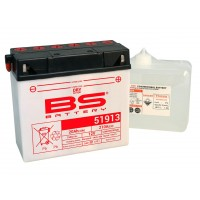 BMW K75-R1100-R1150-K1100-K1200-K1300-BATTERIE BS 51913-321840