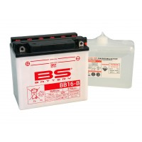 DUCATI 906 / 907 IE PASO-BATTERIE BS BB16B-321281