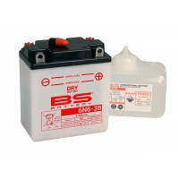 HONDA 125 CG-71/91 / 125 CB-75/79-BATTERIE BS 6N6-3B -6 VOLTS-321864